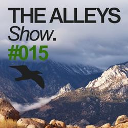 The ALLEYS Show. #015 Levi Patel