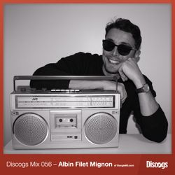 Discogs Mix 56- Albin Filet Mignon of Boogie80.com