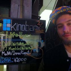 JJ Mumbles@Kinobar,Tokyo 29,04,'13
