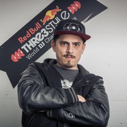 DJ Gro, Switzerland, Basel, Red Bull Thre3Style National Final