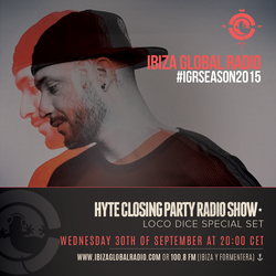 Loco Dice @ Ibiza Global Radio - Oct 15