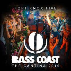 Fort Knox Five at Bass Coast 2019