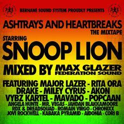 Snoop Lion -  Ashtrays and Heartbreaks Mixtape