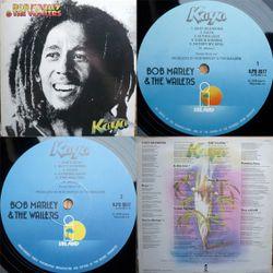 Bob Marley & The Wailers Kaya (1978)