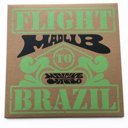 Madlib Medicine Show #2: Flight to Brazil