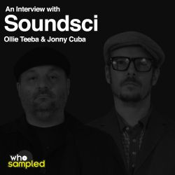 Soundsci Interviewed for WhoSampled