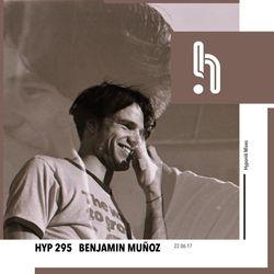 Hyp 295: Benjamin Muñoz