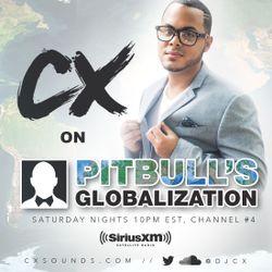 Globalization Mix 11-7-15 DJ CX