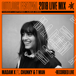 Madam X - Live Series 2018