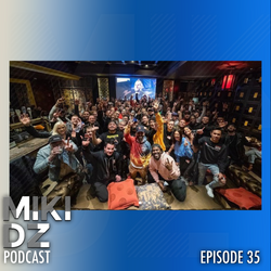 MikiDz Podcast Episode 35: Talking with East Coast DJs at Beatsource's Boston Linkup