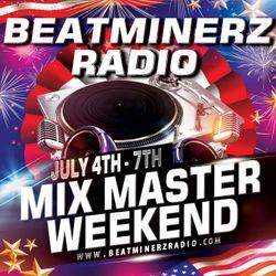"DJ Eclipse ""Beatminerz Radio Mix Master Weekend"" July 5, 2019"