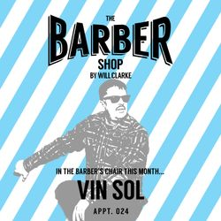 The Barber Shop By Will Clarke 024 (VIN SOL)