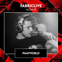 Phatworld FABRICLIVE x Tumble Audio Promo Mix