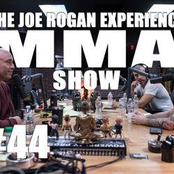 JRE MMA Show #44 with John Kavanagh & George Lockhart