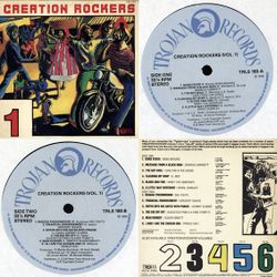 Creation Rockers - Volume One 	Trojan