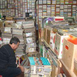 Secret Stash Records & The Find Magazine - Peruvian Digging