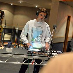 Flume -Live- (Future Classic) @ Maida Vale Studios - London (15.03.2016)