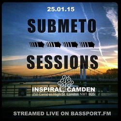 Submeto - Live @ Inspiral Lounge 25.01.15 with guest Rogan