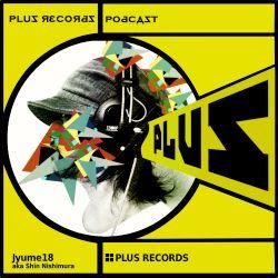 186: Jyume18 aka Shin Nishimura - FramedFM Podcast Archive DJ mix 20160429