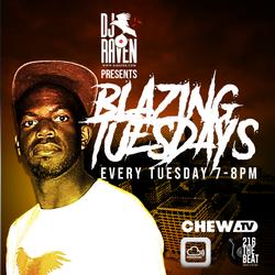 Blazing Tuesday 200