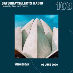 SaturdaySelects Radio Show #109 ft Kreon