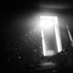 beneath the dust