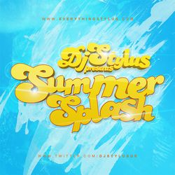 DJ STYLUS PRESENTS - SUMMERSPLASH