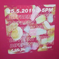 Diffrent Music x Subtle FM (May 2019)