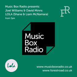 MBR Presents Joel & Dave live from Forest Road - Friday January 5th 2018