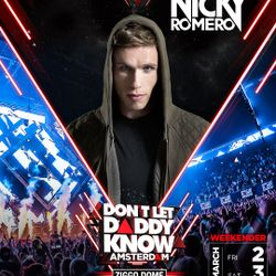 Nicky Romero @ DON'T LET DADDY KNOW Amsterdam 2018