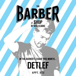 The Barber Shop By Will Clarke 022 (Detlef)