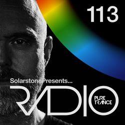 Solarstone presents Pure Trance Radio Episode 113