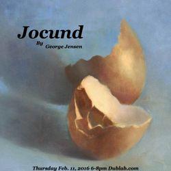 George Jensen w/guest Malcolm Eliijah – Jocund (07.14.16)