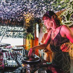 DJ Storm (Metalheadz) b2b DJ Flight (Metalheadz, Play Musik) @ River Thames - London (30.06.2018)