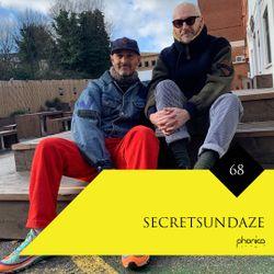 Phonica Mix Series 68: Secretsundaze