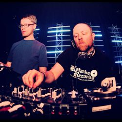 Frequency 7 (aka Ben Sims + Surgeon) in Dublin. March 2009