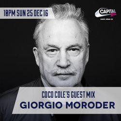Coco Cole w/ Giorgio Moroder