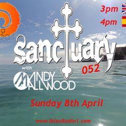 Sanctuary 052 ~ Ibiza Radio 1 ~ 08/04/18