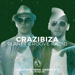 Crazibiza Live @ Dinsmoor, Mexico City (2017-02-16)