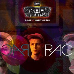 ROQ N BEATS - DJ JEREMIAH RED 2.13.16 - GUEST MIX: RAC - HOUR 1