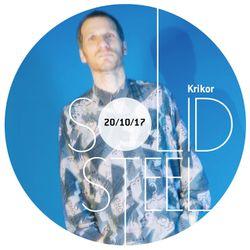 Solid Steel Radio Show 20/10/2017 Hour 2 - Krikor