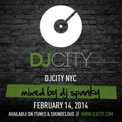 DJ Spanky - Friday Fix - Feb. 14, 2014