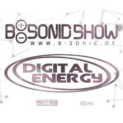 B-SONIC RADIO SHOW #156 by Digital Energy