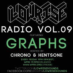 LowRise Radio #09 GRAPHS