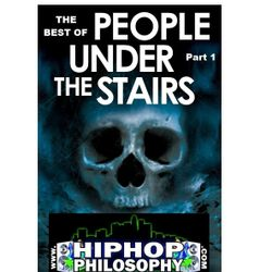 The Best of People Under The Stairs: The Double K Tribute part 1 - HipHopPhilosophy.com Radio