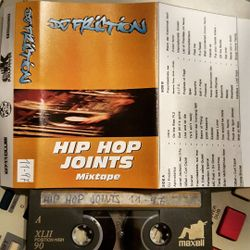 Hip Hop Joints 11-1997 - Mixtape - DJ Friction