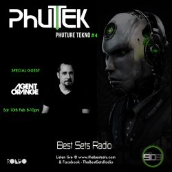 Phutek - Phuture Tekno - Special guest Agent Orange - Episode 004