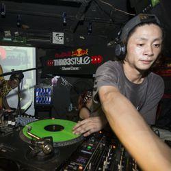 DJ Monk - Red Bull Thre3style Showcase China - Shanghai