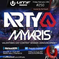 UMF Radio 250 - Arty & Mykris