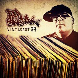 DJ SNEAK | VINYLCAST |EPISODE 34